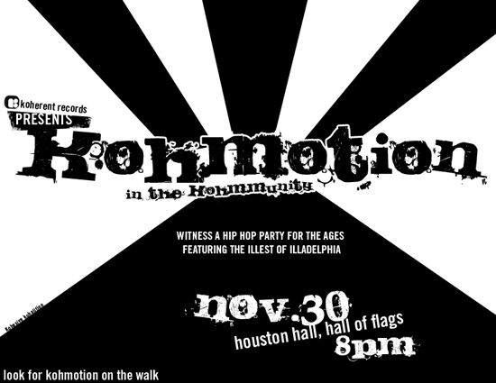 Kohmotion Flyer